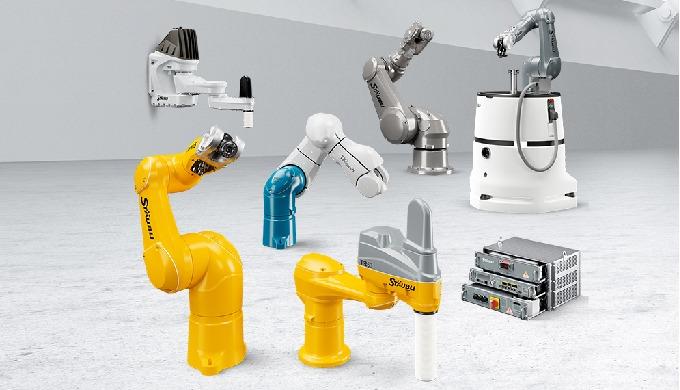 Acteur majeur de la robotique, Stäubli fournit à ses clients à travers le monde des solutions d'ingé...