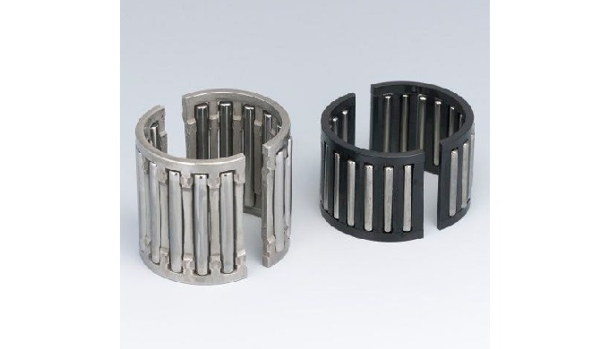 Needle roller and cage assemblies are self-contained, ready-to-mount bearings. In applications where...
