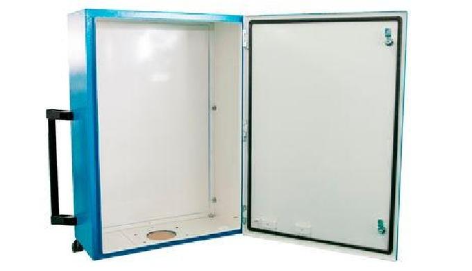 Carcasele din oțel pentru aplicații electrice sunt concepute pentru a proteja echipamentul electric ...