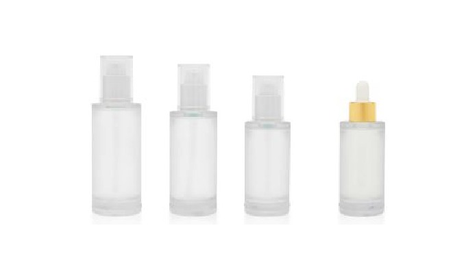 PET Containers for  liquid type cosmetic  and healthcare