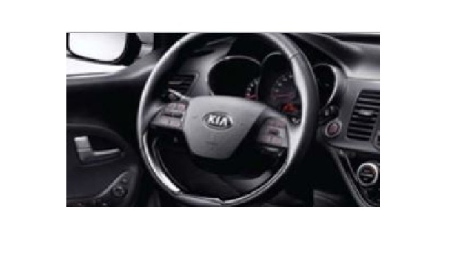 Steering wheel_Model for Kia Morning (Small passenger car)