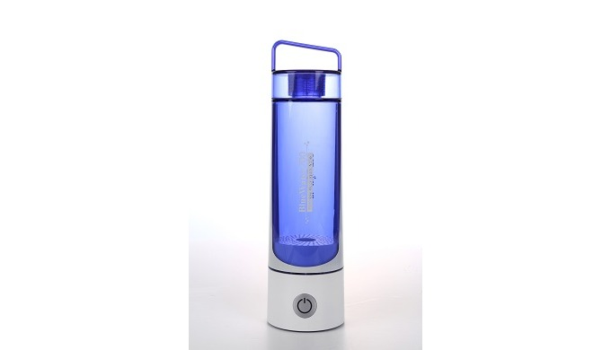 H&Care's Blue Water series is a semi-permanently usable tumbler that offers handy customer experienc...