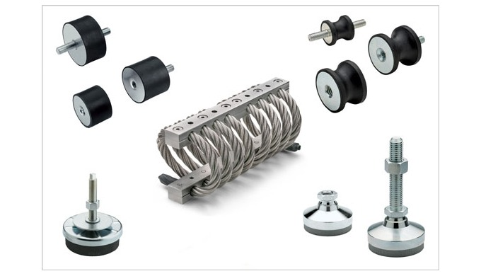 Elesa announce new wire rope arrival to vibration damper family