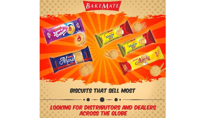 Bakemate's Biscuits