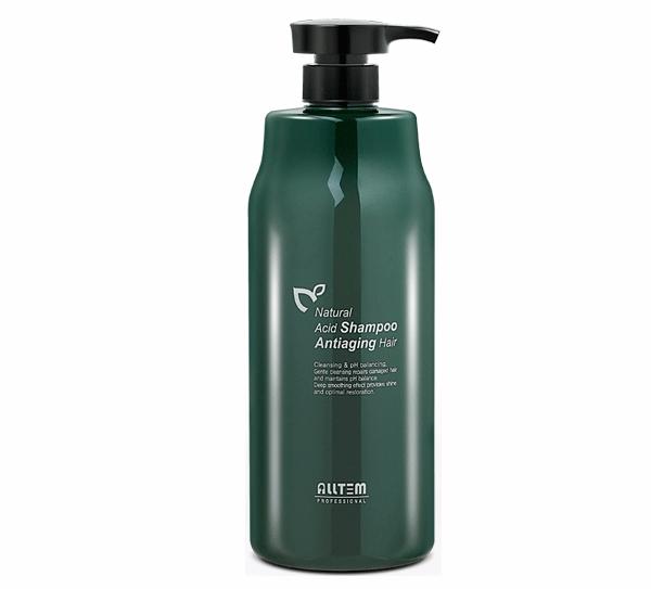ALLTEM Natural acid Shampoo Antiaging Hair
