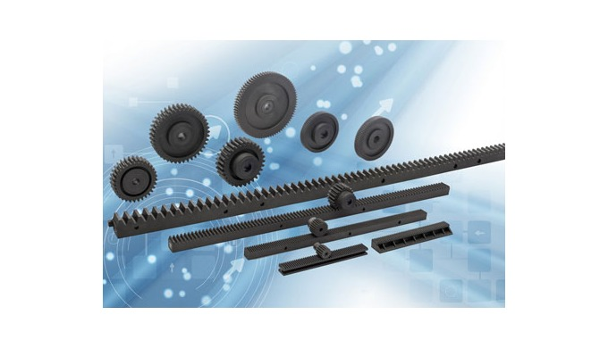 The new ZCR and ZCL modular gear racks and spur gears provide an easy to install package of quiet, l...