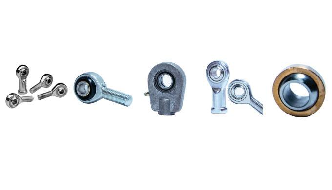 FLURO fabricant Allemand de rotules et embouts à rotules propose une large gamme pour le sport autom...