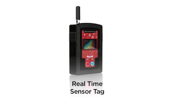 Real Time Sensor Tag