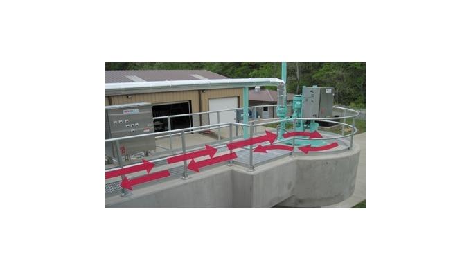 El desarenador PISTA se ha convertido en un sistema innovador y una solución eficiente para el proce...