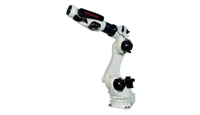 Die Roboter der B Serie für den Karosseriebau wurden mit Hilfe Kawasakis bewährter fortschrittlicher...
