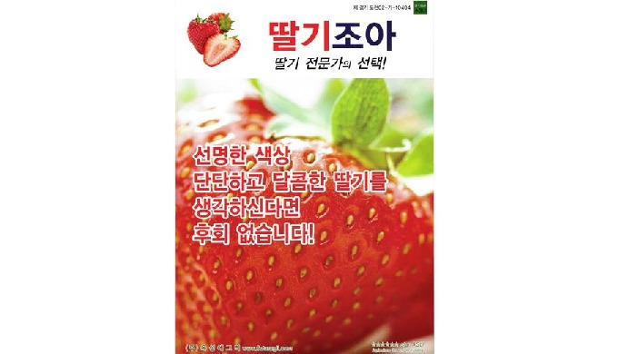 Strawberry Like | Fertilisers