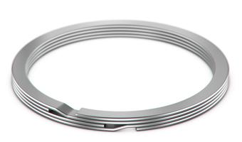 Le joint laminaire Smalley est une étanchéité à labyrinthe métallique constitué de plusieurs anneaux...