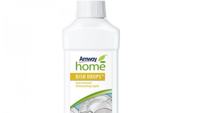 DISH DROPS Концентрированная жидкость для мытья посуды Амвей (Amway) (1 л.)