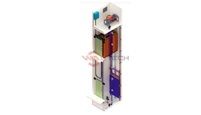 Ascenseurs  Électriques avec Machinerie