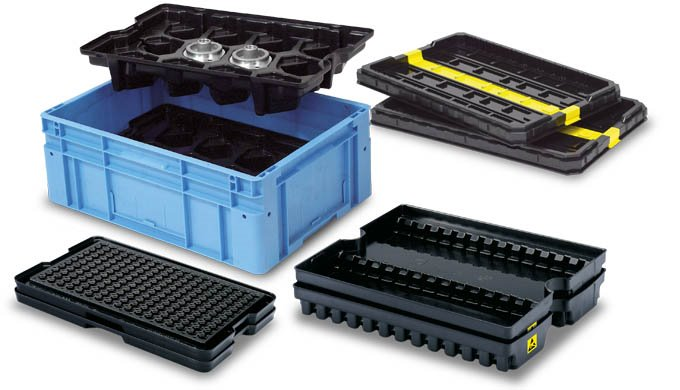Component Holders & Trays