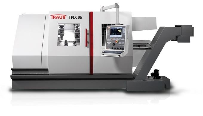 CNC-fleroperationssvarv med fräskapacitet – högpresterande med känsla TRAUB TNX65/42 sätter nya ribb...