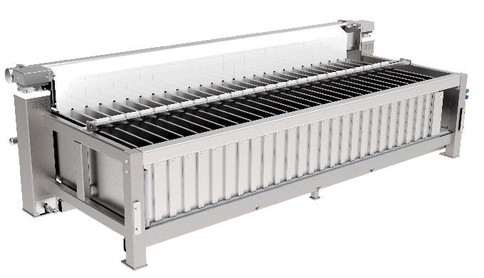 DSI Vertical Plate Freezer