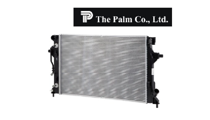The Palm Co., Ltd. | Vehicle Radiator