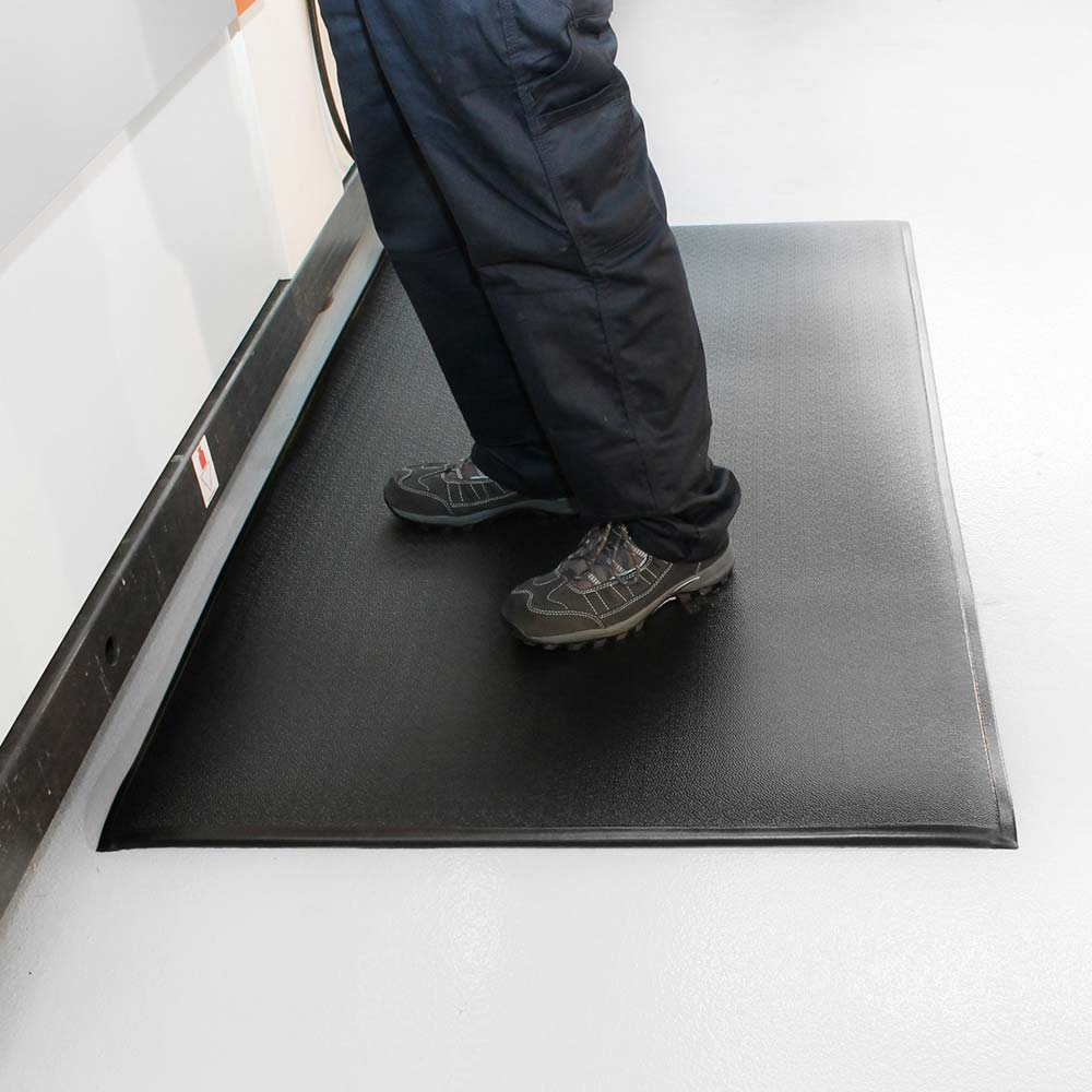 With focus on design, safety, health and ergonomics, AAG delivers a wide range of relief mats, workp...