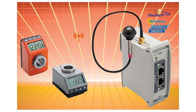 The Elesa wireless spindle positioning system enables faster and more reliable machine set up by use...