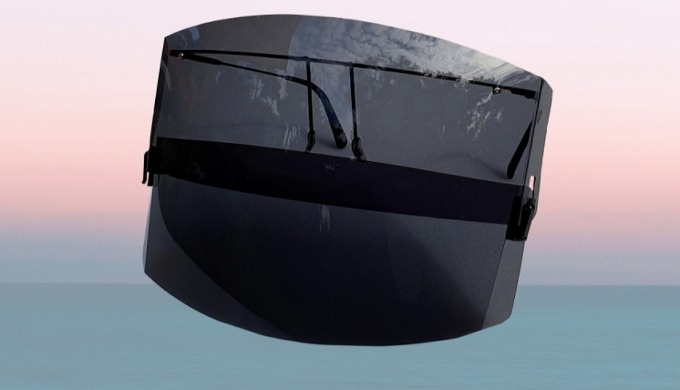 Face Protection Glasses (FACE GUARD)