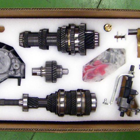 Acondicionadores de espuma en diferentes materiales y densidades para garantizar la protección de su...