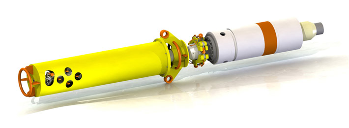 SUBSEA PIG LAUNCHER AND RECEIVER
