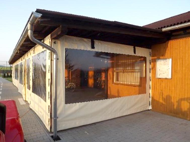 Máte doma vlastní konstrukci nebo třeba dřevěný přístřešek, který byste chtěli opatřit plachtou pro ...