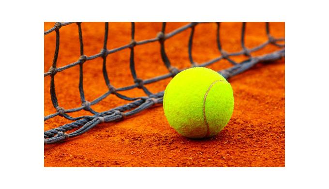 Большой теннис: польза для здоровья