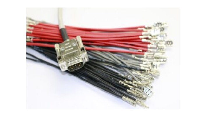Mekoprint, Kabler og ledninger