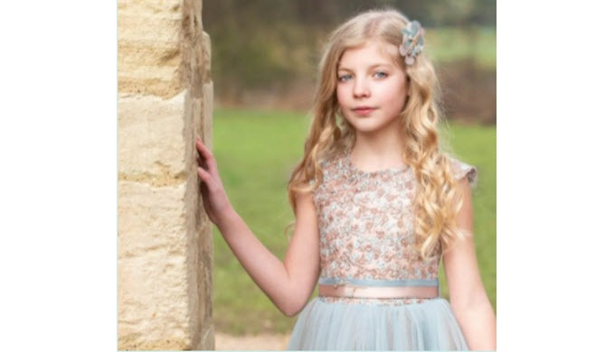 Quinn Harper is a luxury children's occasion wear store. Their beautiful girl's dresses collection o...