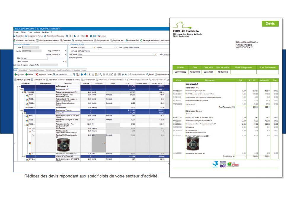 HOPPLITE, prologiciels de gestion, vous présente la solution pour optimiser l'activité commerciale d...