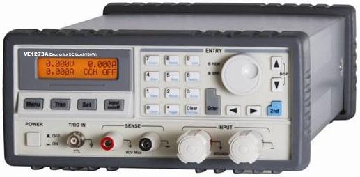 200W 350W Programmable Electronic DC Load