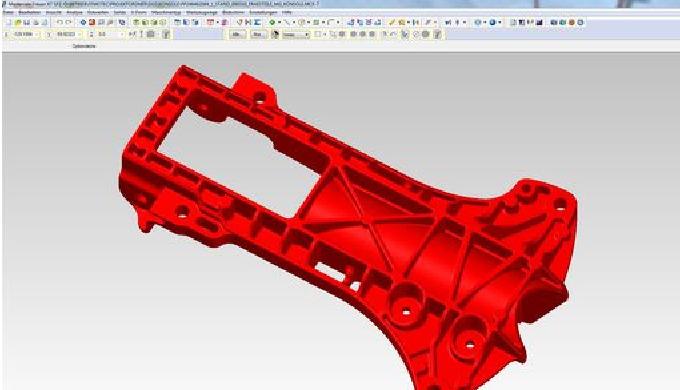 Für Prototypen oder Kleinserien können wir aus Vollmaterial anspruchsvolle Gehäuse, Maschinenteile v...