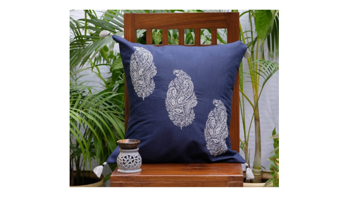 Design Gaatha is a leading home and living décor company which offers a range of handcrafted embroid...