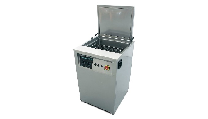 YOUR EXPERT IN ULTRASONIC CLEANING Ultrasonic cleaning effectively and carefully removes both organi...