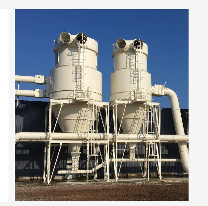 DEF-TEC présente la solution pour les industries générant des poussières explosives en grandes quant...