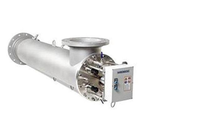 Silhorko-Eurowater, Disinfection plants