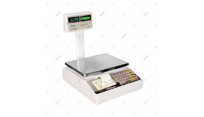 Brand: Nipro Usage/Application: Supermarkets, Retail Shops, Bakeries Material: SS Weighing Capacity:...