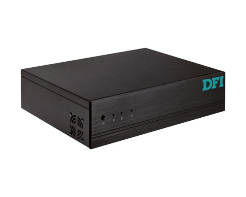 DT122-HD | 4th Gen Intel Core | Pre-Configured System & Chassis | DFI