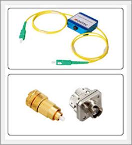 Variable Optical Fiber Attenuator