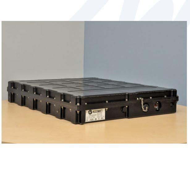 ACCUWATT Technologies vous présente la batterie AWT.12/500- M OU 24/230-M. c'est une unité d'énergie...