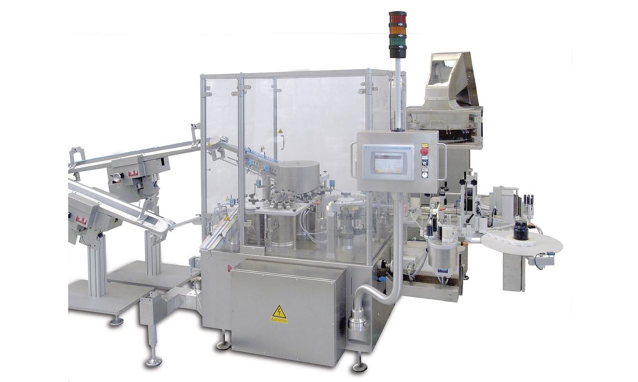 Safety Device Assembly Machine INOVA VSM