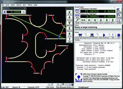 OMAX Intelli-MAX programvara gör det enkelt att skapa precisionsdetaljer snabbare och till lägre kos...