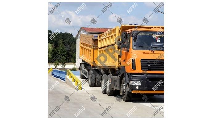 Scrap Industry Weighbridge