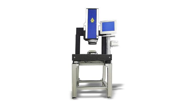 Interferometer Sei es ein Stand-Alone-Gerät auf einer Messplattform für Ihre Metrologie oder eine vo...