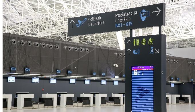Enseignes et Signalétique Aéroportuaire