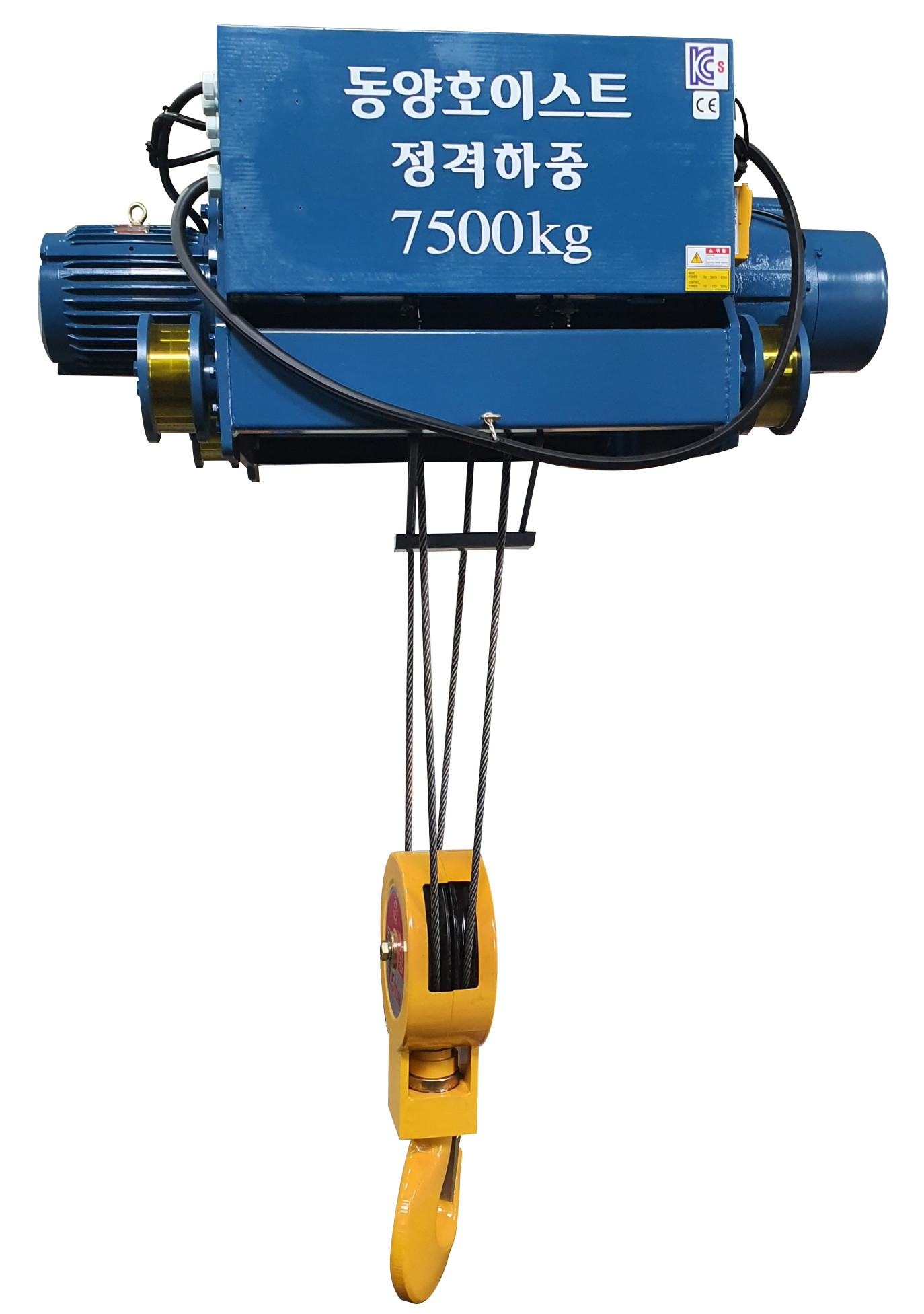 If the product weighs more than 5 tons and is less than 10 tons, we recommend that you use a product...