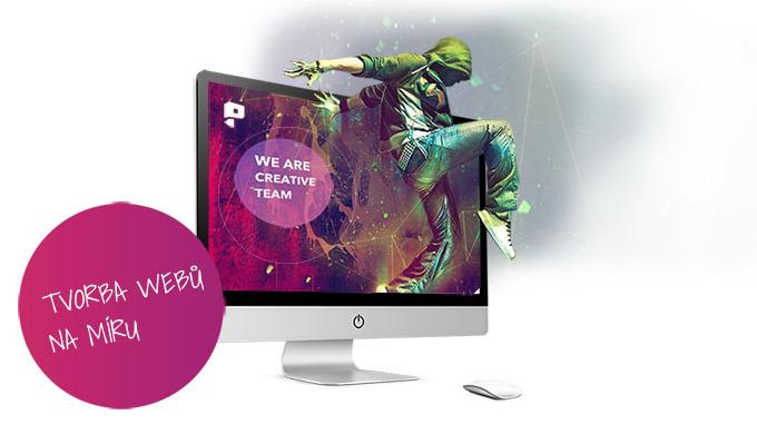 Děláme weby bez starostí a na míru pro vaše potřeby. Zajišťujeme kompletní služby v oblasti tvorby f...