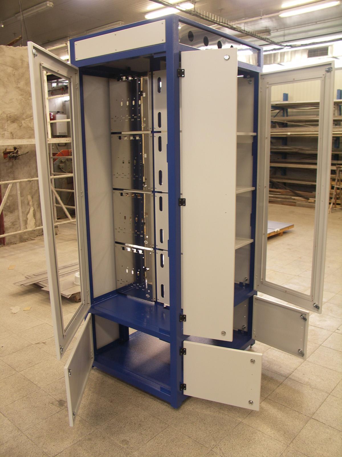 Výroba přesných strojových konstrukcí
